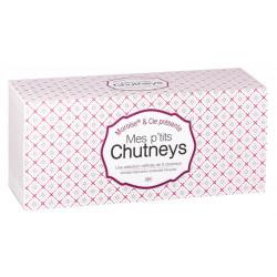 Coffret Mes P'tits Chutneys (3)