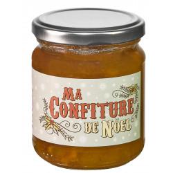 Confiture de Noël (pomme,...