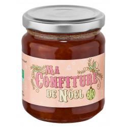 Confiture de Noël Bio (orange, griotte, épices) (2)