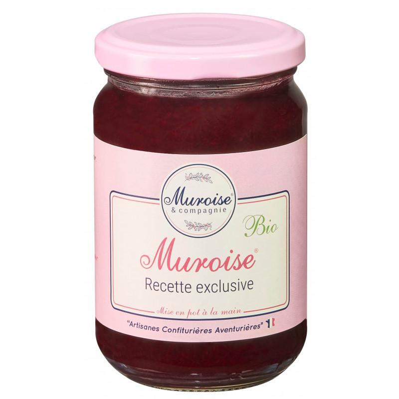 Confiture Muroise® bio 350 g - Recette Exclusive