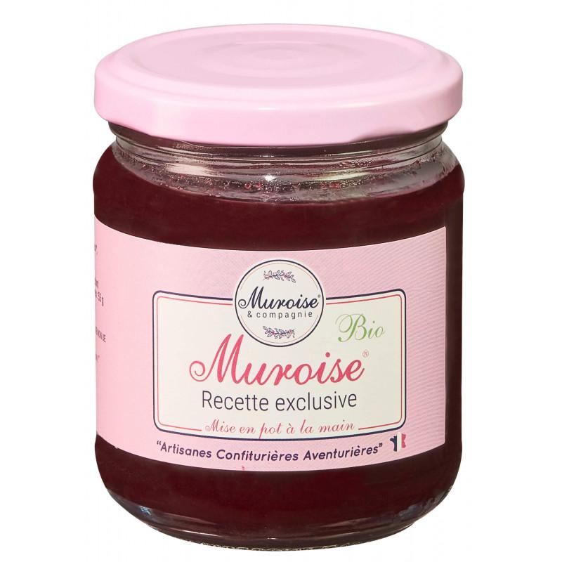 Confiture Muroise® bio 220 g - Recette Exclusive