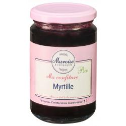 Confiture de myrtille bio (2)