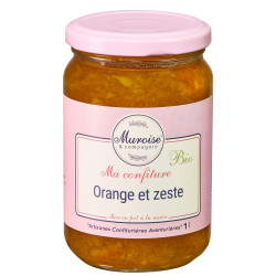 Confiture d'orange bio avec...